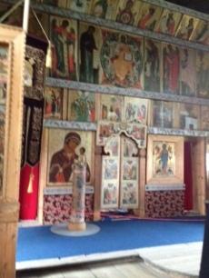 Holzkirche auf Kizha